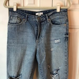 Forever 21 Jeans - Forever 21 Distressed Boyfriend Jeans 29